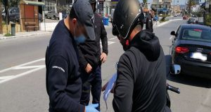 Αγρίνιο: 19 παραβάσεις του lockdown χθες