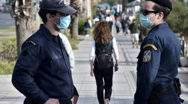 Αγρίνιο: Μόνο «άσκοπη μετακίνηση» είχαμε χθες στην ευρύτερη περιοχή