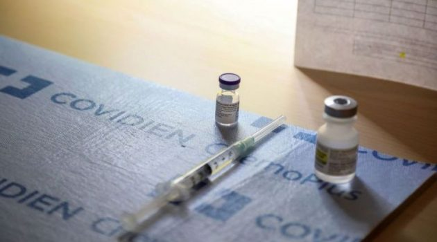Π.Ε. Αιτωλοακαρνανίας: 486 εμβολιασμοί κατά του κορωνοϊού