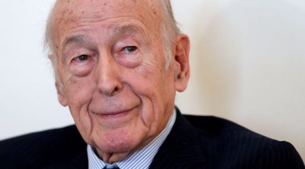 Πέθανε ο πρώην πρόεδρος της Γαλλίας Βαλερί Ζισκάρ ντ' Εστέν