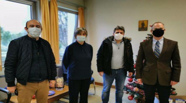 Ανακοίνωση ευχαριστιών του Πανεπιστημιακού Γενικού Νοσοκομείου Ιωαννίνων