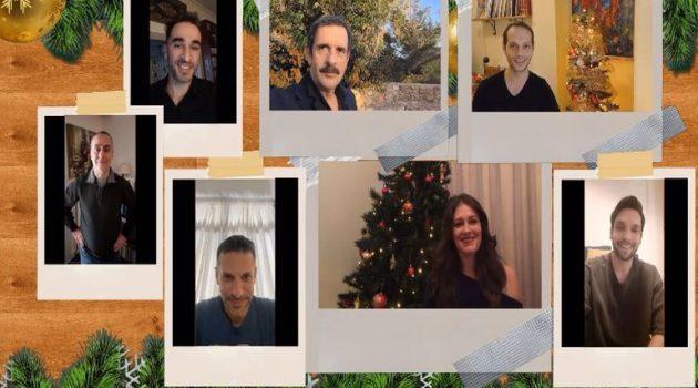 Καλλιτέχνες που έχουν σχέση με την Αιτωλ/νία στέλνουν τις ευχές τους (Video)
