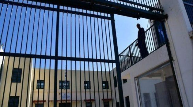 Συνελήφθη σωφρονιστικός-ντίλερ στις φυλακές Μαλανδρίνου