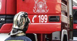 Φωτιά σε σπίτια στην Σταμνά – Απεγκλωβίστηκαν δύο άτομα με…