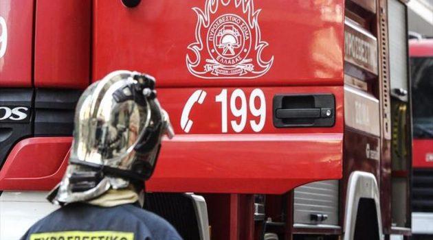 Υλικές ζημιές από φωτιά σε σπίτι στην περιοχή της Γαβαλούς