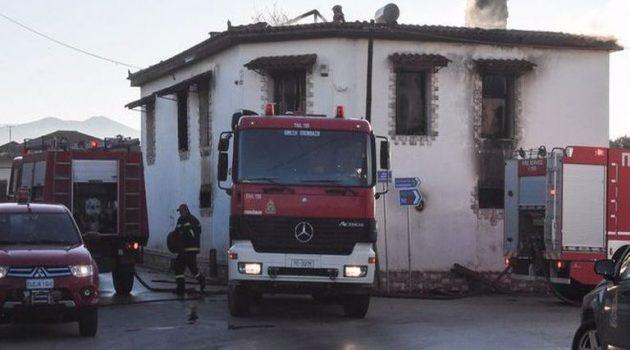 Τραγωδία στην Πρέβεζα: Έβαλε φωτιά να ζεσταθεί και κάηκε ζωντανός