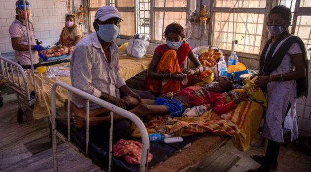 Άγνωστη αρρώστια εντοπίστηκε στην Ινδία – Τι προκαλεί