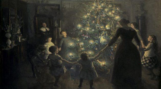 Χριστουγεννιάτικο δέντρο: Από ξενόφερτη μόδα, πατροπαράδοτο έθιμο