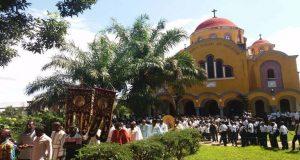 Η Ι.Μ. Κανάγκας τίμησε τον Πολιούχο της Άγιο Απόστολο Ανδρέα