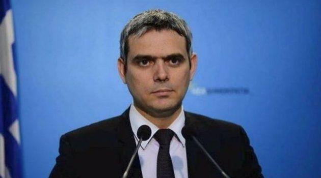 Καραγκούνης – Βορίδης για δύο ζητήματα άμεσης προτεραιότητας σε Μεσολόγγι και του Άκτιο-Βόνιτσα