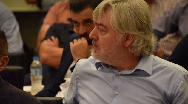 Ο Γιώργος Καραμητσόπουλος για τα εμβολιαστικά κέντρα στο Δήμο Αγρινίου