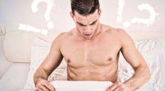 Ο κορωνοϊός μπορεί να προκαλέσει σεξουαλικές παρενέργειες στους άνδρες