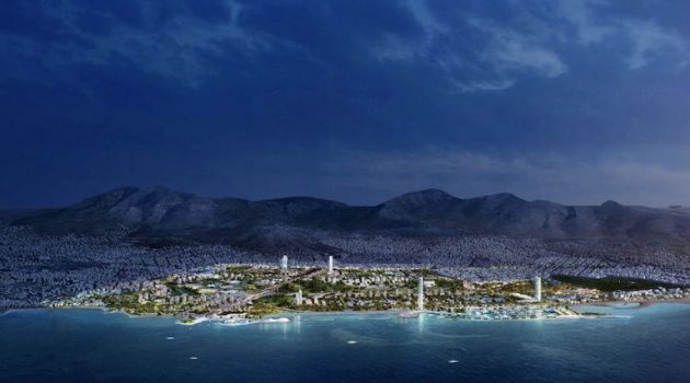Αυτά είναι τα κτίρια και τα έργα που θα κατασκευαστούν στο Ελληνικό την πρώτη 5ετία