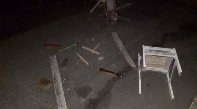 Ωραιόκαστρο: Επίθεση με μαχαίρια και σιδερολοστούς σε προσφυγόπουλα – 4 τραυματίες