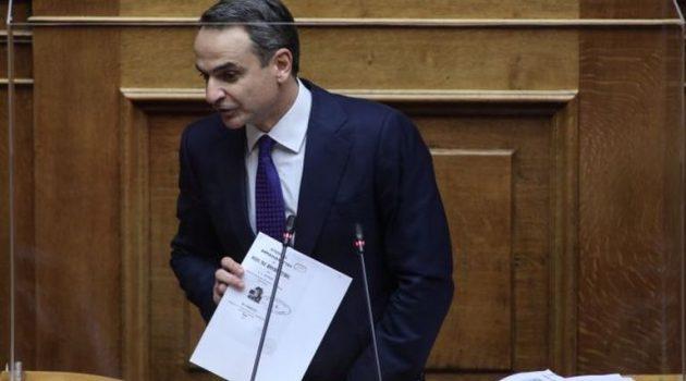 Μητσοτάκης: «Θα υπογραφεί συμφωνία για αγορά 18 Rafale»