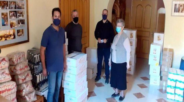 Ιερά Μητρόπολη Ναυπάκτου: Δωρητές για τα εορταστικά δέματα