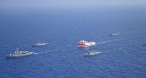 Νέα Navtex εξέδωσε η Τουρκία για άσκηση μεταξύ Ρόδου και…
