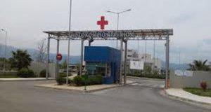 Νοσ. Αγρινίου: Εξιτήριο πήρε η γιατρός-στέλεχος του νοσοκομείου
