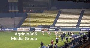SL1 – Τέλος παιχνιδιού: Παναιτωλικός (2-1) Α.Ε.Λ.