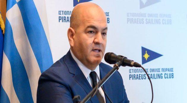 Παπαδημητρίου: «Αναβάθμιση των προπονητών ιστιοπλοΐας – Ενίσχυση των Περιφερειακών σωματείων»