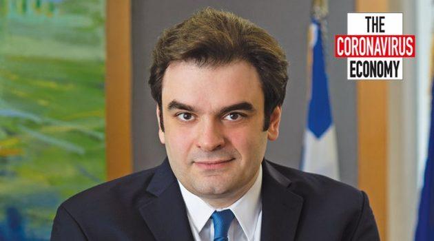 Κ. Πιερρακάκης: Οι 3 φάσεις του εμβολιασμού – Απαραίτητες διευκρινίσεις