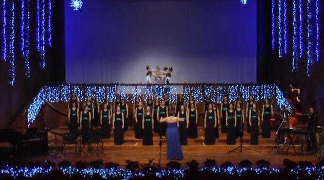 Πάτρα: Christmas e-Concert 2020 Πολυφωνικής Χορωδίας (Video)
