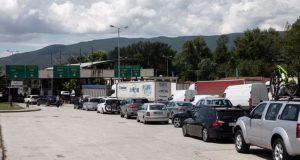 Χαρδαλιάς: «Κλειστά τα χερσαία σύνορα για όσους βρεθούν θετικοί»