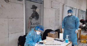 Αιτωλοακαρνανία: Πού εντοπίζονται τα κρούσματα της Παρασκευής