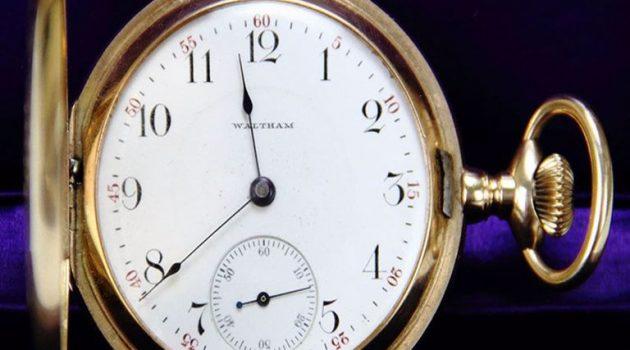 Τα πιο ιστορικά Ρολόγια που πουλήθηκαν σε Δημοπρασίες (Photos)