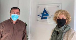 Ιωάννης Σελιμάς και Δήμητρα Αβράμπου στον «Antenna Star 103.5» (Ηχητικό)