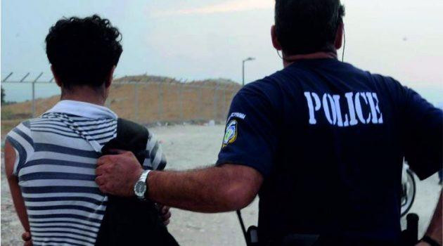 Αγρίνιο: Συνελήφθησαν εννέα (9) λαθρομετανάστες