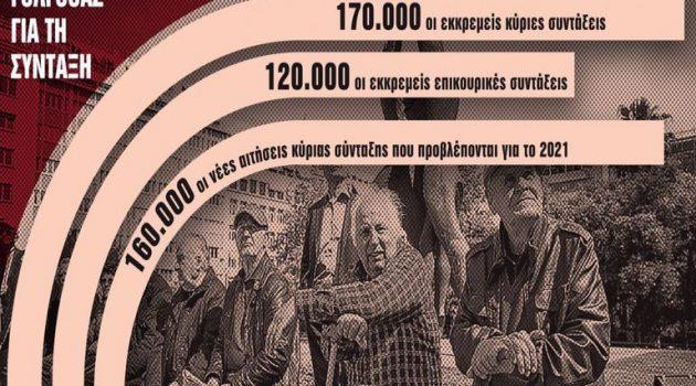 Συντάξεις: Νέο σχέδιο για να ξεμπλοκάρουν 300.000 αιτήσεις