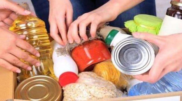 Με πρωτοβουλία της Κοινότητας Καλυβίων Αγρινίου συγκεντρώθηκαν τρόφιμα