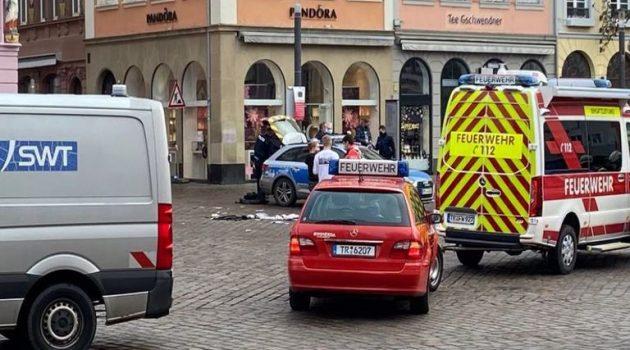 Γερμανία: Τέσσερις νεκροί, ένα παιδί ανάμεσά τους στο Τρίερ (Photos)