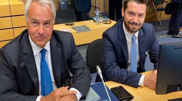Βέτο Βορίδη στο Συμβούλιο Υπουργών Γεωργίας και Αλιείας της Ε.Ε.