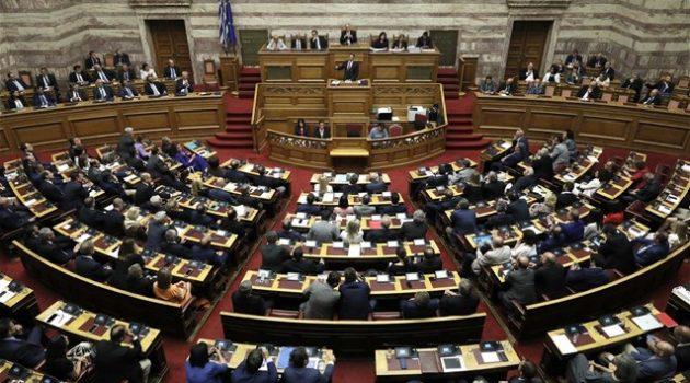 Με ομιλίες βουλευτών και υπουργών, η 2η μέρα για τον προϋπολογισμό