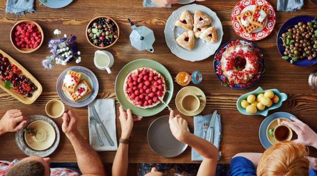 Πρωτοχρονιάτικο Brunch με τροφές που φέρνουν τύχη!