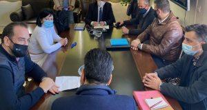 Σύσκεψη στην Π.Ε. Αιτ/νίας για την κακοκαιρία: Ζημιές, αποκατάσταση, επαγρύπνηση…