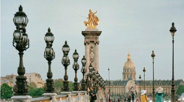 «Μνημεία» του Παρισιού, ήρωες της ποπ κουλτούρας