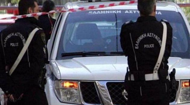 Ένοπλη ληστεία με έναν τραυματία σε Super Market στην Καισαριανή