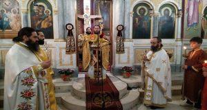 Αγ. Τριάδα Αγρινίου: Tης Σύναξης της θαυματουργής Εικόνας της Παναγίας…