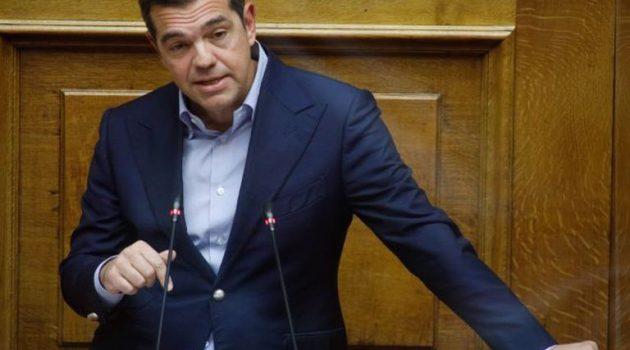Έτοιμος για συναίνεση δηλώνει ο Τσίπρας – Τι ζήτησε από Μητσοτάκη για τα Ελληνοτουρκικά