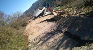 Αδιανόητη καταστροφή στο Άνω Κεράσοβο από την κατολίσθηση – Αποκλεισμένες…