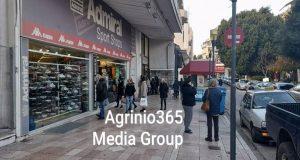 Αγρίνιο: Αισιόδοξο το άνοιγμα της αγοράς τις πρώτες ώρες της…