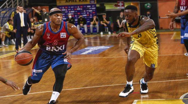 Basket League – Μεσολόγγι: Βαριά εκτός έδρας ήττα με 77-48 από τον Άρη