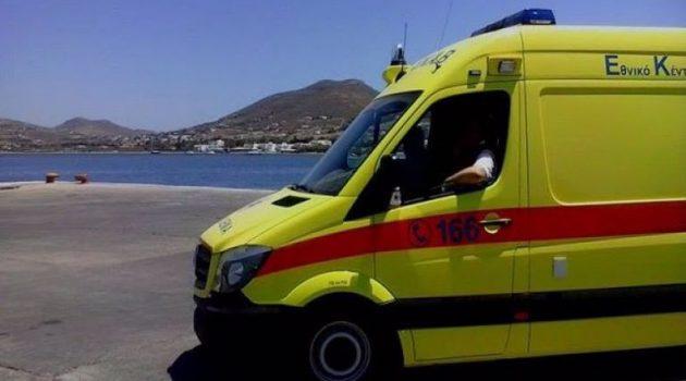 Αχαΐα: Σοκ για γυναίκα οδηγό – Έπεσε με το αυτοκίνητό της στη θάλασσα (Photo)