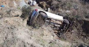 Καλύβια Σαρδινίων: Ι.Χ. «έφυγε» σε γκρεμό 25 μέτρων (Video)