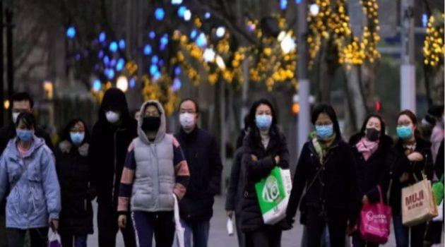 Η Κίνα κατέγραψε τον υψηλότερο αριθμό κρουσμάτων των τελευταίων έξι μηνών