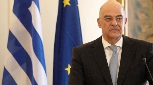 Δένδιας για Συμβούλιο ΥΠ.ΕΞ.: «Θα συζητήσουμε για την Τουρκία, έχουμε σαφή άποψη»