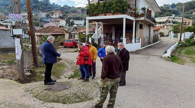 Μεσολόγγι: Επίσκεψη Κώστα Λύρου σε Τοπικές Κοινότητες (Photos)